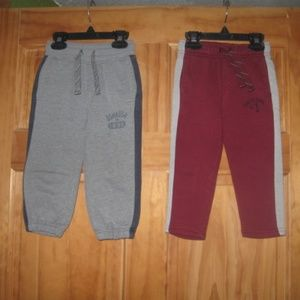 Boys OshKosh B'gosh Sweatpants Bundle
